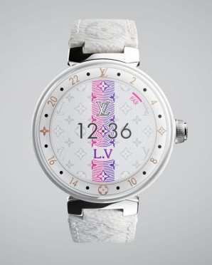 Opulent club Louis Vuitton Smartwatch 5