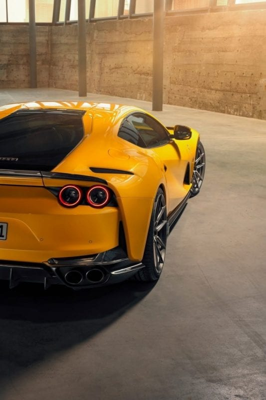 Opulentclub Ferrari 812 superfast 10