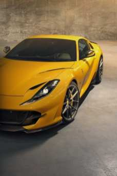 Opulentclub Ferrari 812 superfast 9