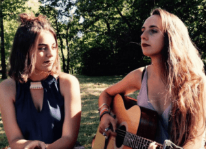 Le duo folk Two sides, tout en douceur
