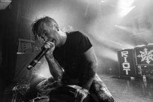 [Photos] Black Bomb A + The Butcher's Rodeo + Sheol – Le Metronum – 29/11/18