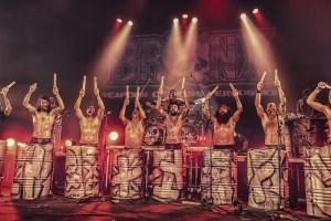[Photos] Les Tambours Du Bronx + Flayed – Le Bascala – 07/12/18