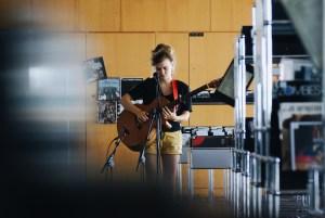 [Photos] Tournage session Opus – Heeka – Médiathèque José Cabanis