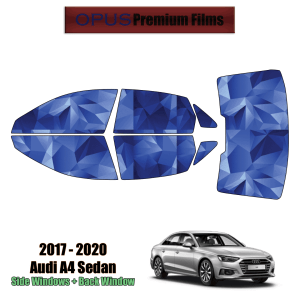 2017 – 2021 Audi A4 – Full Sedan Precut Window Tint Kit Automotive Window Film