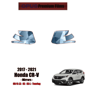 2017 – 2021 Honda CR-V – Precut Paint Protection Kit (PPF) Mirrors