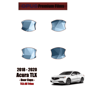 2018 – 2020 Acura TLX – Precut Paint Protection Kit (PPF) – Door Cups