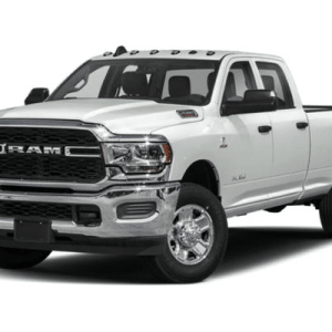2019-2020 Dodge Ram 2500 2 Front Windows (PreCut Window Film)