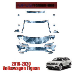 2018 – 2020 Volkswagen Tiguan – Paint Protection Kit