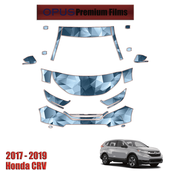 2017 – 2019 Honda CRV – Paint Protection Kit