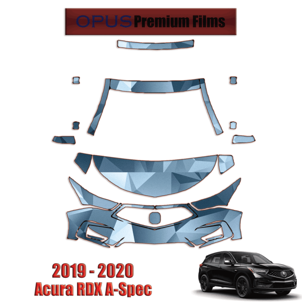 2019 – 2020 Acura RDX A-Spec – Paint Protection Kit
