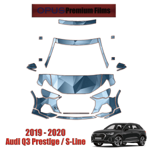 2019 – 2020 Audi Q3 S-Line – (Precut) Paint Protection Kit