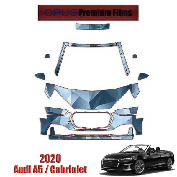 2020 Audi A5 – Paint Protection Kit