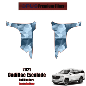 2021 Cadillac Escalade – Precut Paint Protection Kit (PPF) Full Fenders