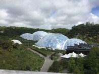 Eden Project Rainforest and Mediterranean Biodomes