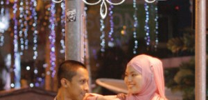 Miera & Faizal : The Bunting