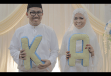 Azrul & Khairani : The Solemnization (SDE)
