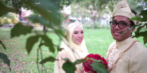 Dr.Raihan Anis & Fadly : The Solemnization