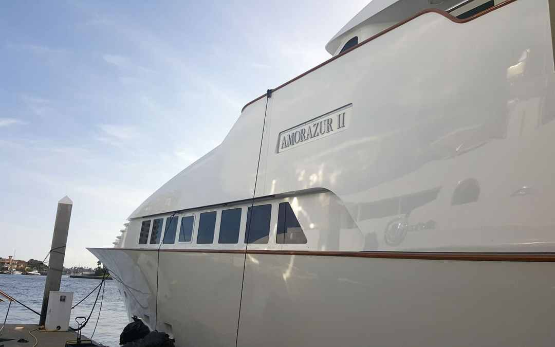 Sorry, But Quality Yacht Repair Is Not Cheap – The 4 Reasons Yacht Refinishing Is So Expensive