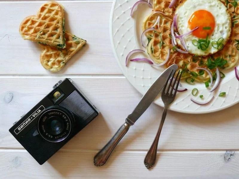 jedzenie jak z obrazka, czyli kilka słów o stylizacji kulinarnej