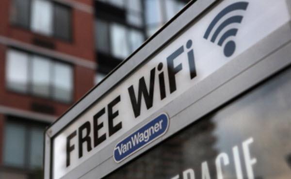 WiFi grátis em Petrópolis