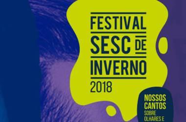 Festival Sesc de Inverno 2018 Petrópolis
