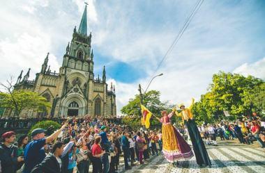 Bauernfest – A maior festa da região serrana