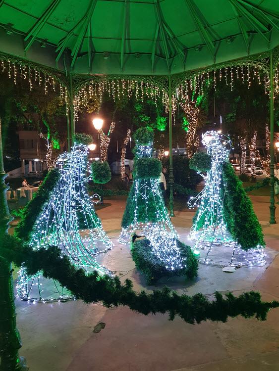 Decoração Natal Imperial