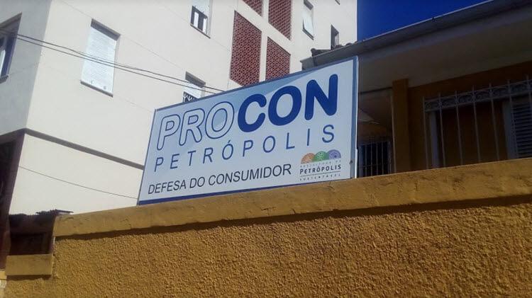 Procon - Petrópolis