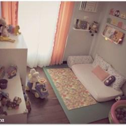 Organizar quarto infantil