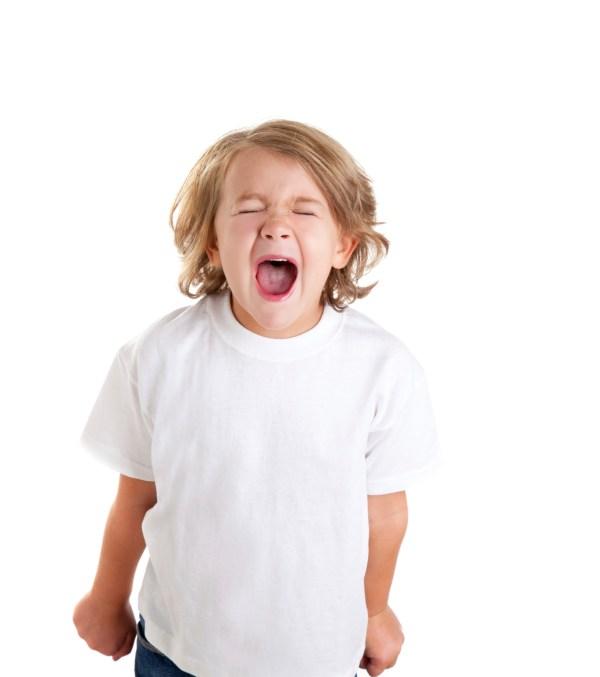 sobre deixar a criança sem comer