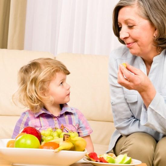 Alimentar filho dos outros