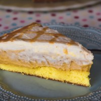 Torta de Doce de Leite - MA-RA-VI-LHO-SA!