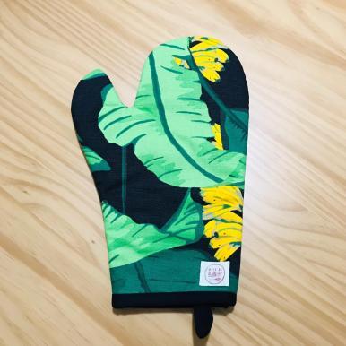 Luva de Forno Bananeira