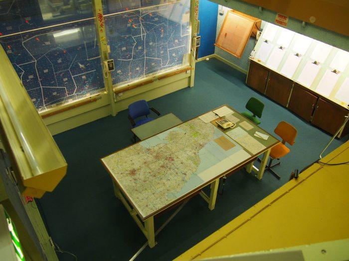 bunker datant de la guerre froide