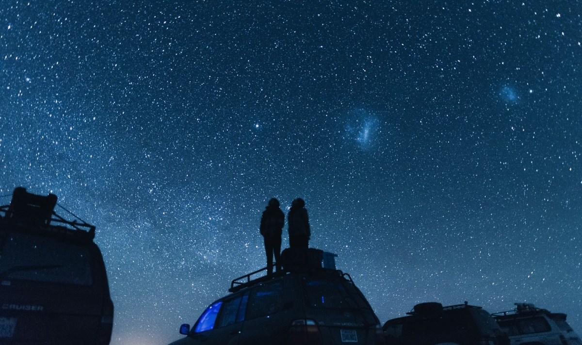 星を撮るためのボディとレンズはコレ!【保存版】