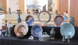 Glenn Decherd Ceramic Work