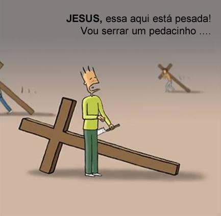 Carregue sua cruz por completo (3/6)