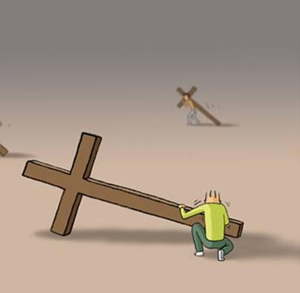 Carregue sua cruz por completo (4/6)