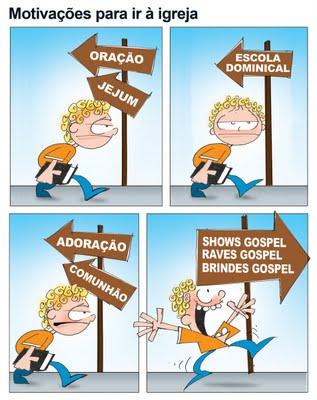 Humor Gospel (4/6)