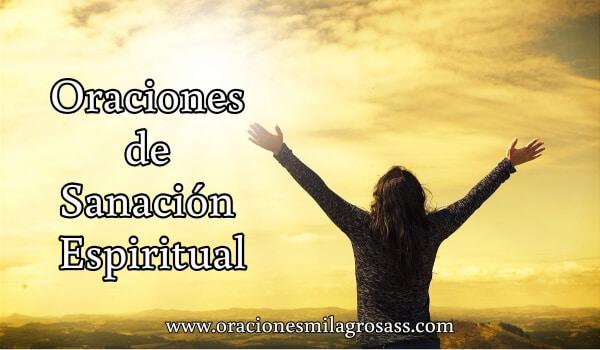 oracion de sanacion espiritual