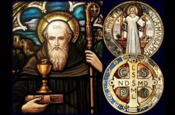 Oración a San Benito Nurcia