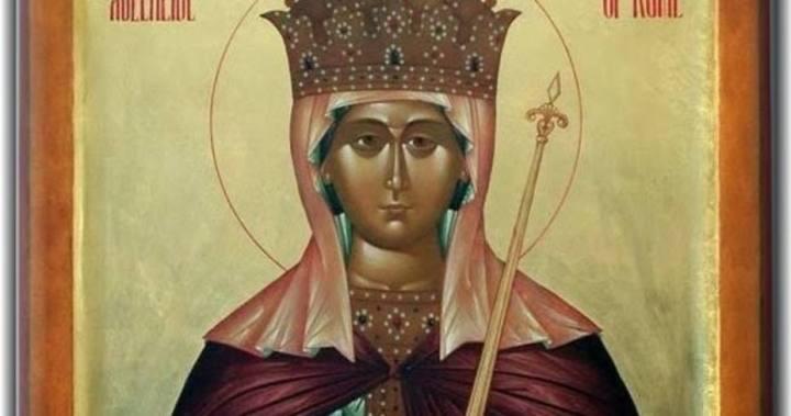 Oración a Santa Adela