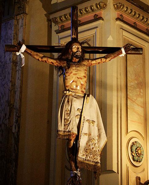 Señor de la Agonía (Cristo de Mayo)