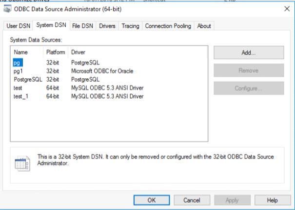 Oracle Database Gateway for PostgreSQL - ORACLE-HELP