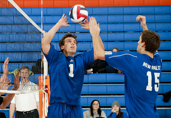 Volleyball Falls in UVC Final – The New Paltz Oracle