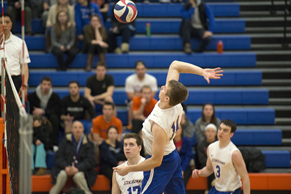 Men's Volleyball Continues To Climb – The New Paltz Oracle