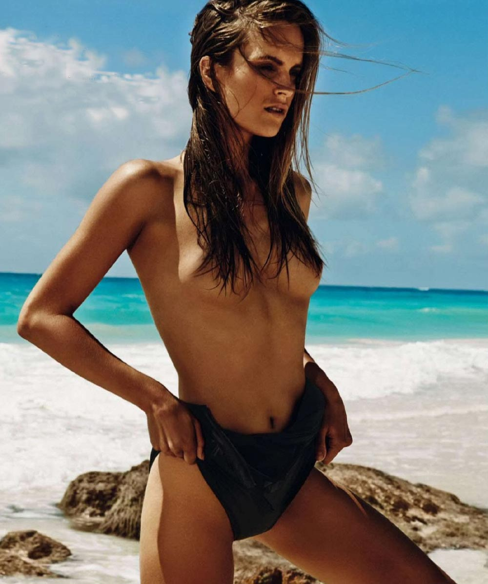 black, bikini, swimsuit, model, oracle, fox