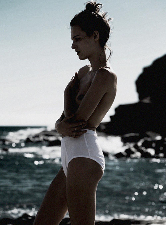 bikini, model, white, swim, swimsuit, bikini, oracle, fox