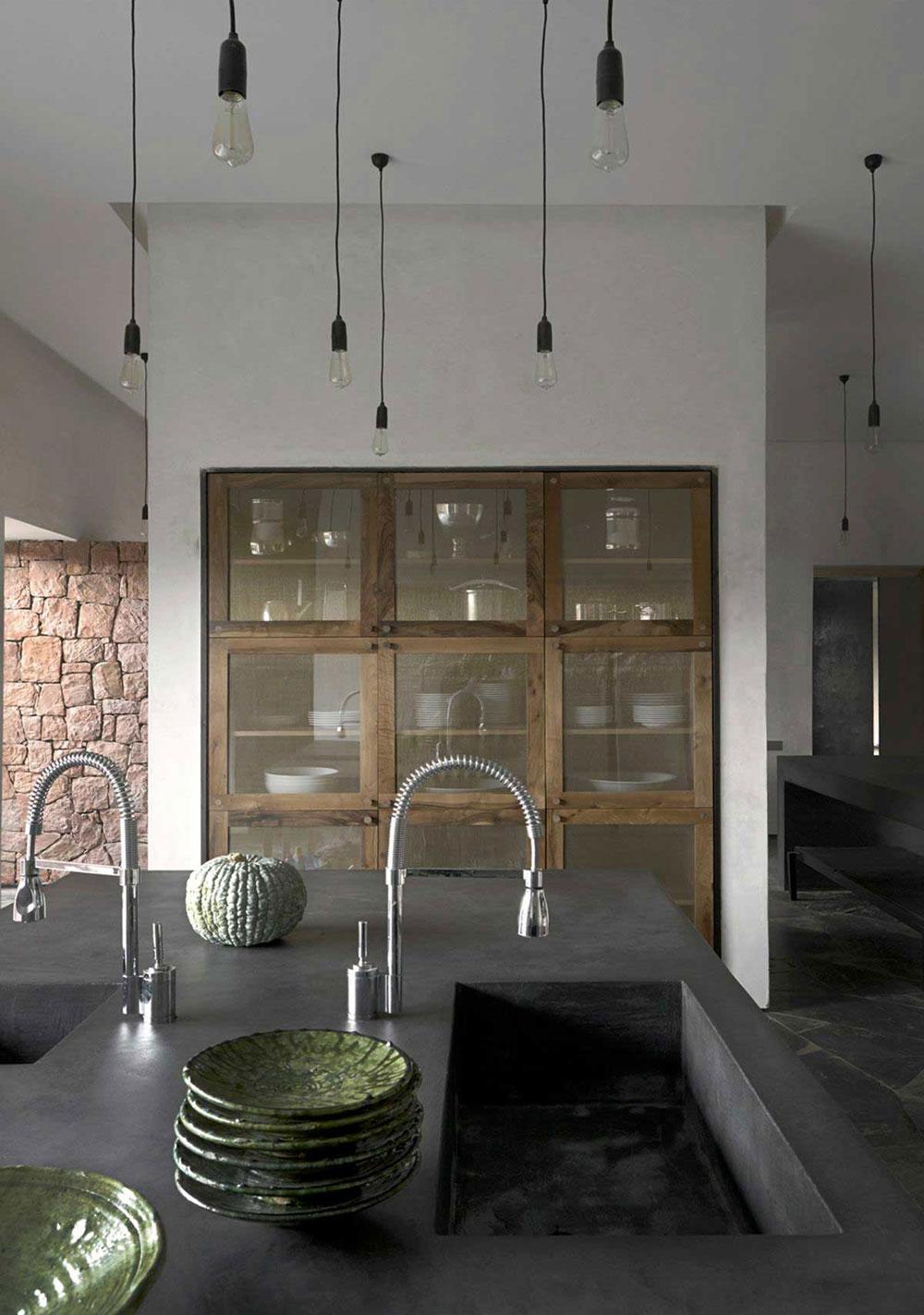 Moroccan, Home, Interior, Industrial, Minimal Inspiration, Bathroom, Black, Oracle Fox