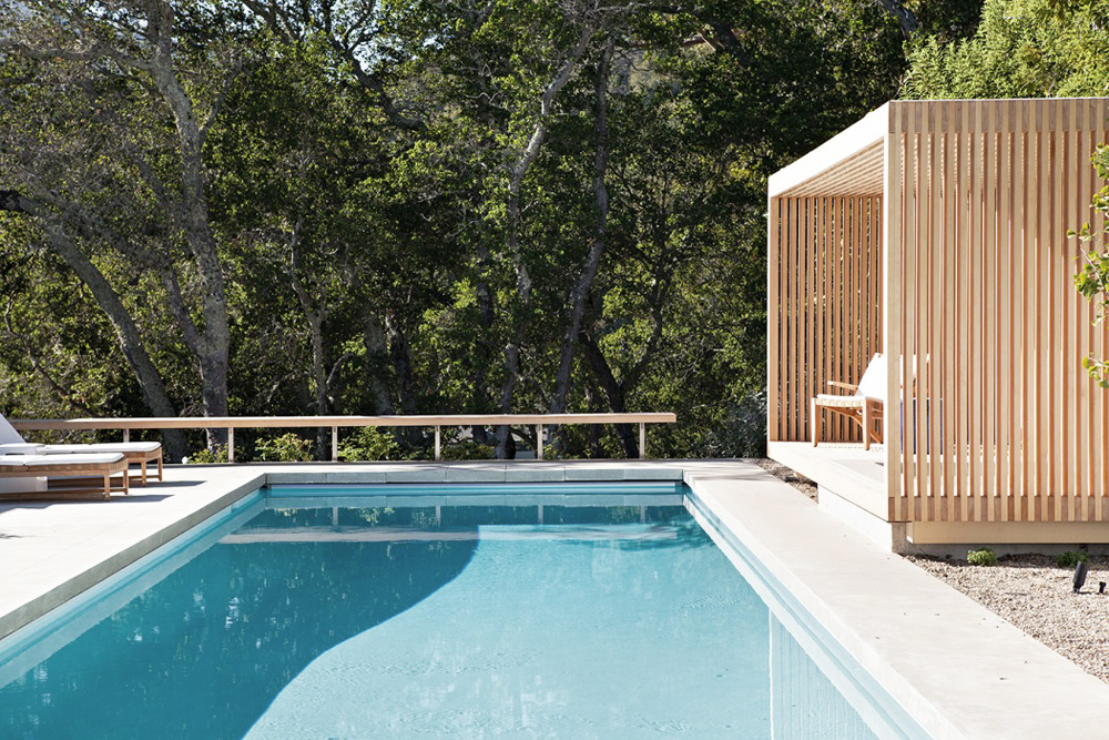 Oracle, Fox, Sunday, Sanctuary, California, Dreaming, Open, Minimal, Interior, Design, Swimming, Pool